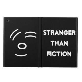 Strange Quote iPad Case Funny Wild Humor 4