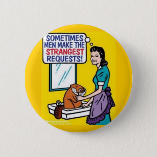 Strange Requests Button