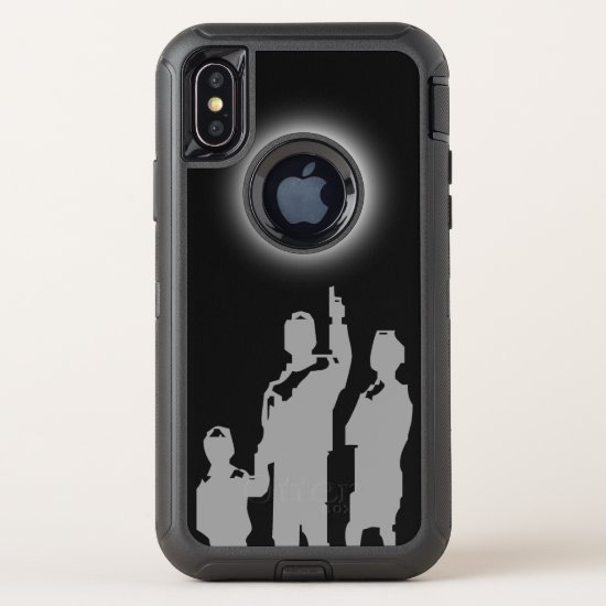 Strange Sighting OtterBox Defender iPhone X Case