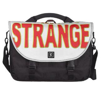 Strange Star Tag Bag For Laptop