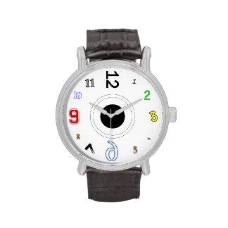 Strange Time Watch