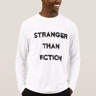 Strange Tshirt Black & White Wild Funny Quote 4