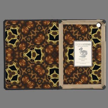 Strange ugly pattern iPad mini case
