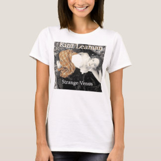 Strange Venus Album T-Shirt