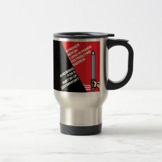 Strange Women Travel Mug