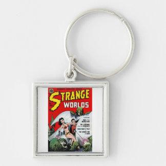 Strange Worlds #1 Keychain
