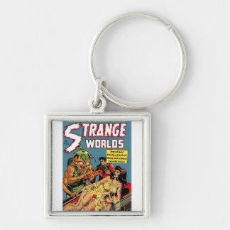 Strange Worlds #5 Keychain
