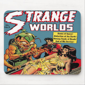 Strange Worlds #5 Mousepad