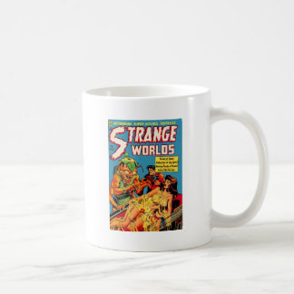 Strange Worlds -- Space Princess Coffee Mug