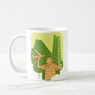 Strangeco Airlines Mug