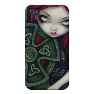 """Strangely Lonely"" iPhone 4 Case"