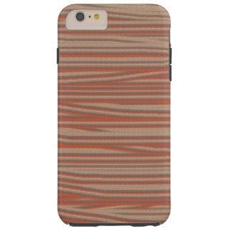 Strangely ugly pattern tough iPhone 6 plus case