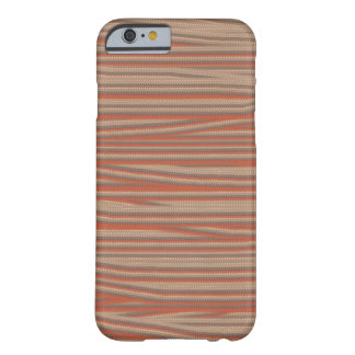 Strangely ugly pattern barely there iPhone 6 case