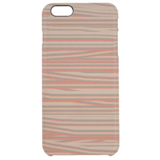 Strangely ugly pattern uncommon clearly™ deflector iPhone 6 plus case