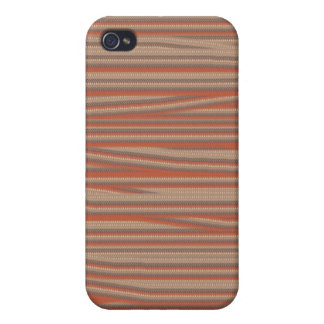 Strangely Ugly Pattern iPhone 4/4S Cover