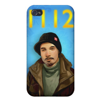 Stranger - 1112 Game Characters iPhone 4 Case