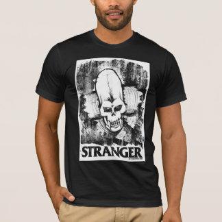 STRANGER 4th Anniversary skull T-Shirt