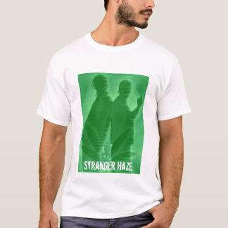"""Stranger Haze """"Tune In"""" T-shirt"""