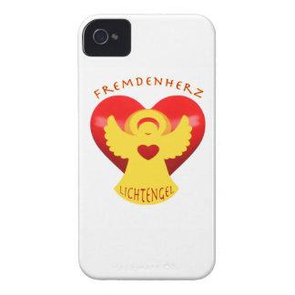 Stranger heart instead of stranger hate iPhone 4 Case-Mate case