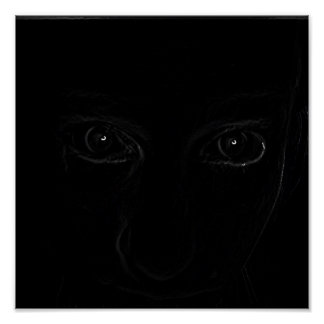 Stranger In The Dark Poster