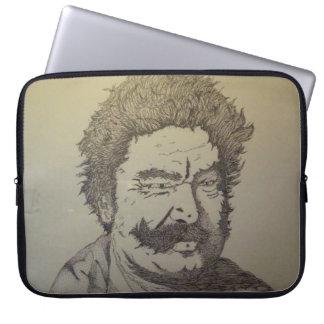 """Stranger"" Lap Top Case Laptop Sleeve"