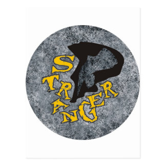 STRANGER POSTCARD