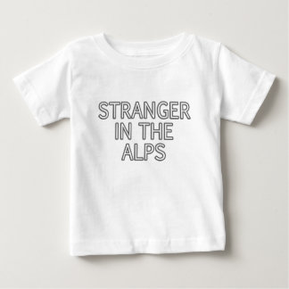 Strangers In The Alps Funny T-Shirt