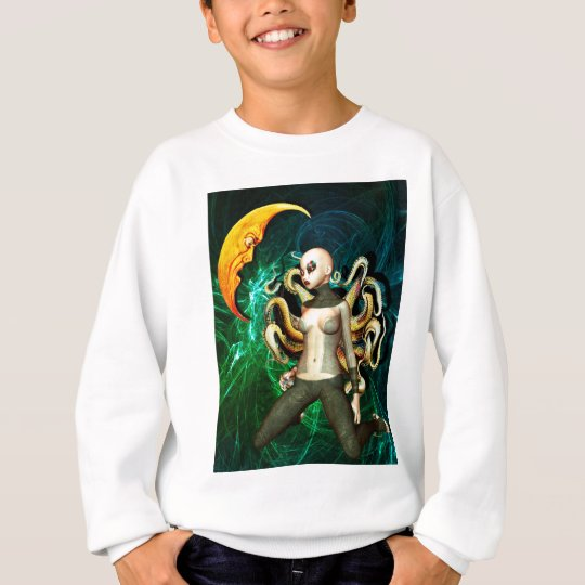 STRANGERS IN THE NIGHT.jpg Sweatshirt