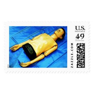 Strangers Stamp