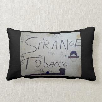 StrangeTobacco Lumbar Pillow