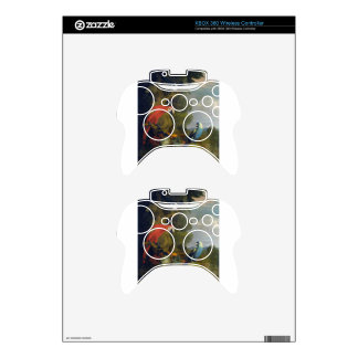 STRANOVER Tobias macaws birds animals fruit nature Xbox 360 Controller Skin