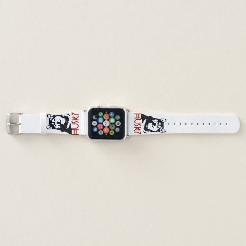 Strap for Apple Watch, 42 mm Husky