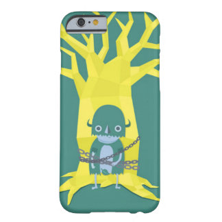 Strapped Monster Barely There iPhone 6 Case