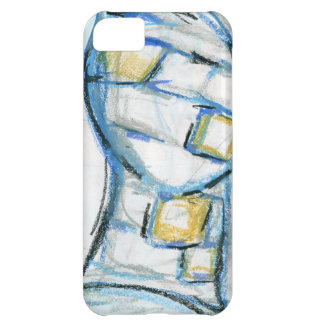 Strapped Sir iPhone 5C Cover