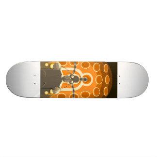 Strappedin Skate Board