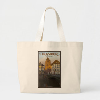 Strasboug - Ill River and St Thomas Bag
