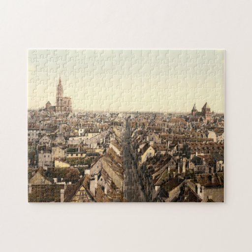 Strasbourg, Alsace, France Jigsaw Puzzle