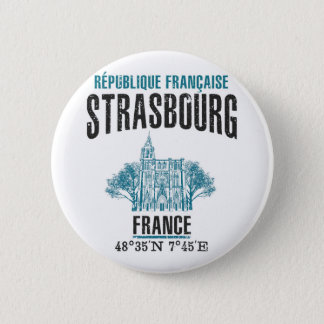 Strasbourg Button