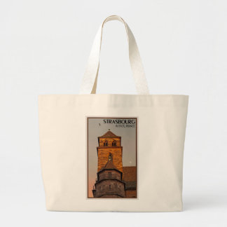 Strasbourg - Church Sunset Bag