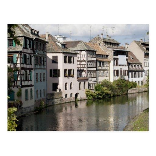 Strasbourg, France 2 Postcard