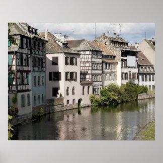 Strasbourg, France 2 Poster