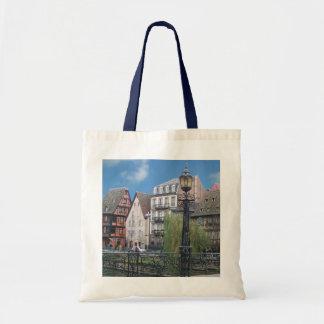 Strasbourg France Canvas Bag