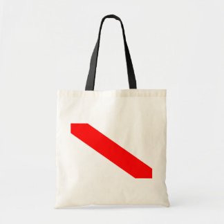 Strasbourg France flag Tote Bags