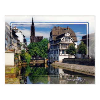 Strasbourg France - Postcard Postcard