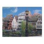 Strasbourg France Postcard