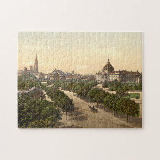 Strasbourg II Alsace France Puzzles