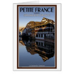 Strasbourg - Ill River Reflections Greeting Cards