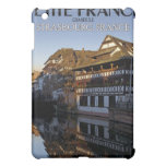 Strasbourg - Ill River Reflections Cover For The iPad Mini