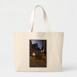 Strasbourg - Petite France Early Morning Canvas Bag