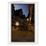 Strasbourg - Petite France Early Morning Cards